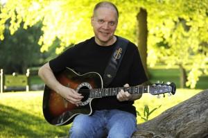 Musician Deacon Allen