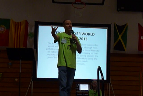 WYD Chicago Kick-off Talk