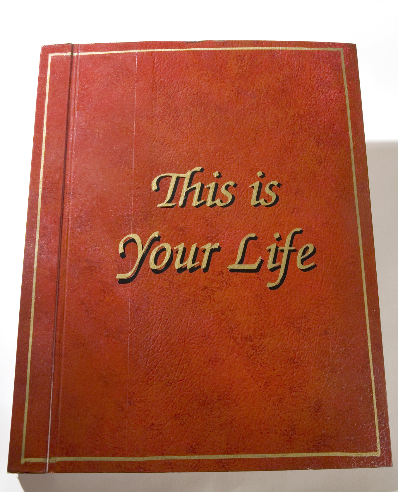 the book of your life fact or fiction deacon allen With this is your life template
